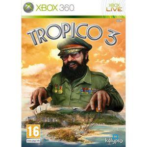 JEUX XBOX 360 Tropico 3 [import allemand]