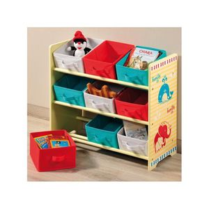 meuble etagere enfant achat vente meuble etagere enfant pas cher cdiscount. Black Bedroom Furniture Sets. Home Design Ideas