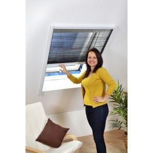 moustiquaire v lux fen tre de toit syst me plis achat vente moustiquaire ouverture. Black Bedroom Furniture Sets. Home Design Ideas