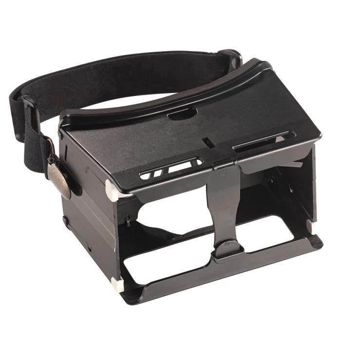 lunettes de r alit virtuelle pliables vrb65 3d lunettes 3d avis et prix pas cher soldes. Black Bedroom Furniture Sets. Home Design Ideas