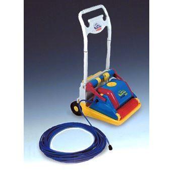 Robot de piscine dolphin 2001 avec chariot achat vente for Avis robot dolphin poolstyle m1