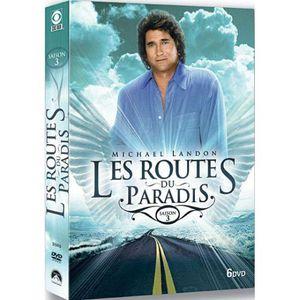 DVD SÉRIE DVD Les routes du paradis, saison 3
