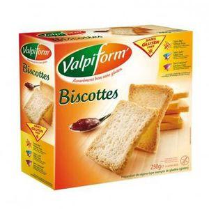 BISCOTTE - ASSIMILÉ Biscottes sans gluten (250 g) - SANS GLUTEN