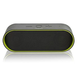ENCEINTES BLUETOOTH Enceinte Bluetooth stereo xqS10 vert