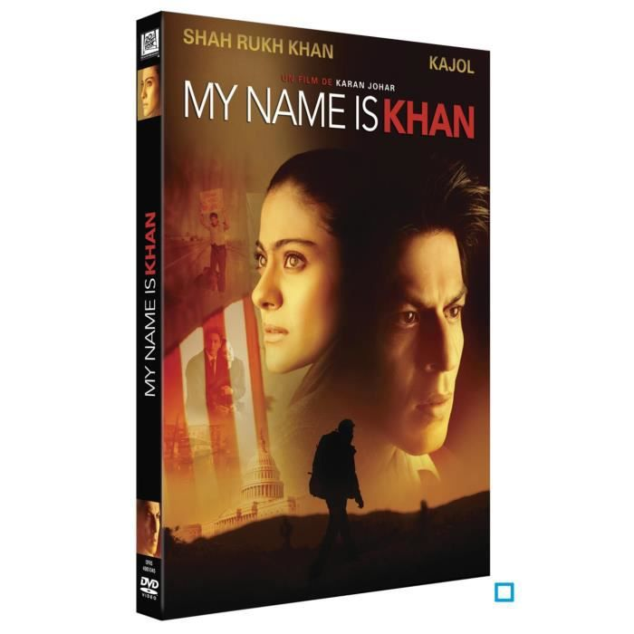dvd action aventure guerre my name is khan f  auc