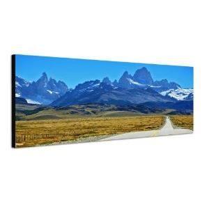 Tableau deco moderne image sur toile 120 x 40 cm m achat vente tableau - Tableau moderne discount ...