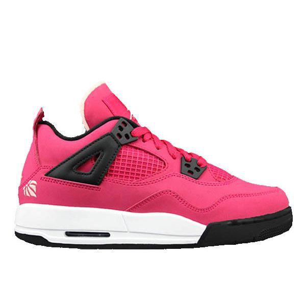 Nike Jordan 4 Rosse