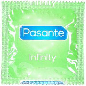 PRÉSERVATIF Lot de ❤ 24 préservatifs PASANTE INFINITY ❤ à la l