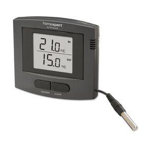 Thermometre digital interieur exterieur achat vente for Thermometre digital exterieur