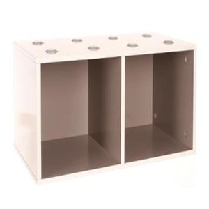 etagere taupe achat vente etagere taupe pas cher cdiscount. Black Bedroom Furniture Sets. Home Design Ideas