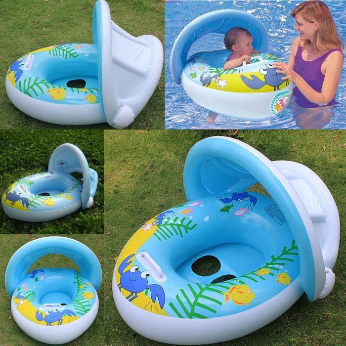 swimming baignoire bou e gonflable parasol piscine. Black Bedroom Furniture Sets. Home Design Ideas