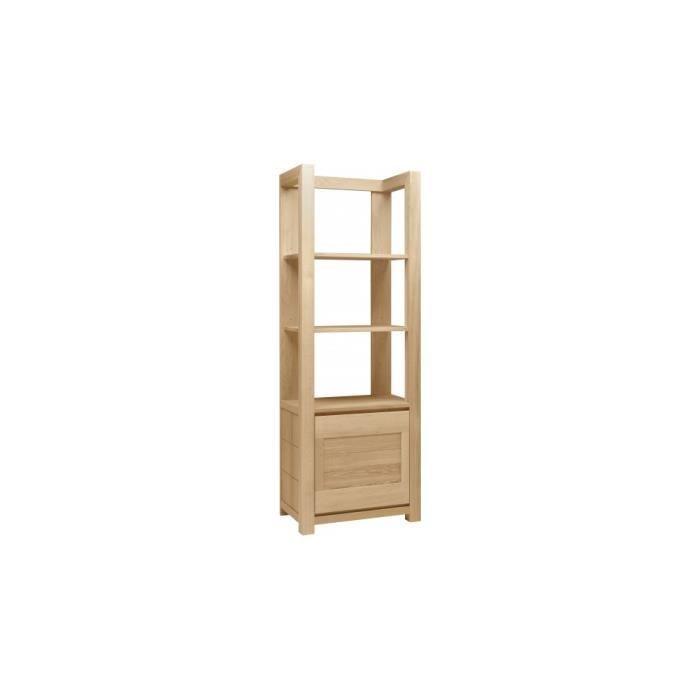 etag re en ch ne 1 porte achat vente meuble tag re. Black Bedroom Furniture Sets. Home Design Ideas