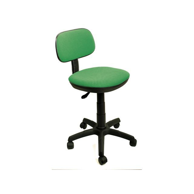 chaise dactylo dactylo verte jollya achat vente chaise de bureau vert cdiscount. Black Bedroom Furniture Sets. Home Design Ideas