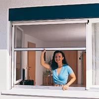 moustiquaire enrouleur auto 160cm alu blanc achat vente moustiquaire ouverture. Black Bedroom Furniture Sets. Home Design Ideas