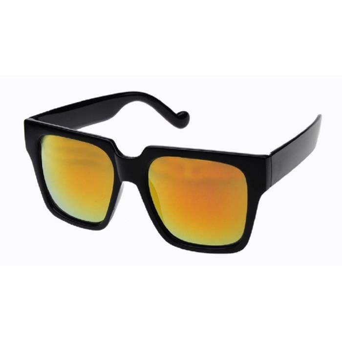 lunettes de soleil la mode retro unisexe verres. Black Bedroom Furniture Sets. Home Design Ideas