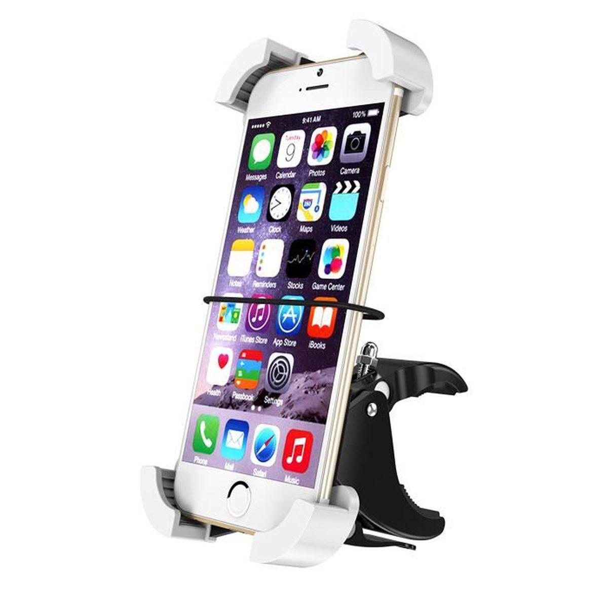 choetech support de t l phone sur v lo moto pour iphone lg g5 htc10 gps et autres. Black Bedroom Furniture Sets. Home Design Ideas