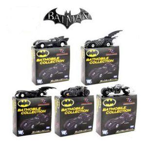 voiture camion batman jouets collection 5 mini batmobiles