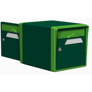 boite aux lettres resine achat vente boite aux lettres resine pas cher cdiscount. Black Bedroom Furniture Sets. Home Design Ideas