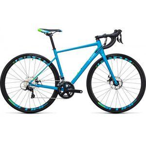 VÉLO DE COURSE - ROUTE Vélo de route Cube Axial WLS Pro Disc reefblue´n´g