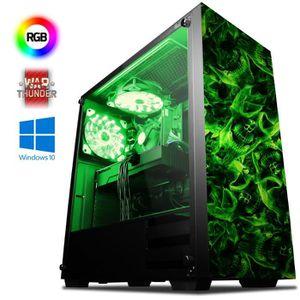 UNITÉ CENTRALE  VIBOX Venus 17 PC Gamer - AMD 8-Core, Radeon RX 46