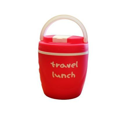boite repas isotherme lunch box 1 litre rose achat. Black Bedroom Furniture Sets. Home Design Ideas
