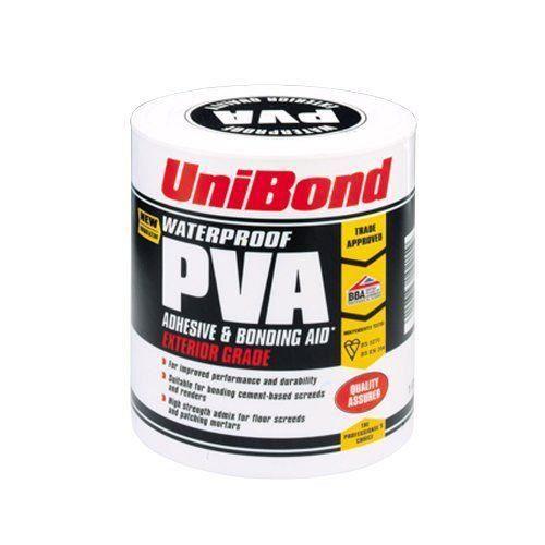 Unibond colle pva r sistante l 39 eau et liant pour usage - Boite a pain pour exterieur ...