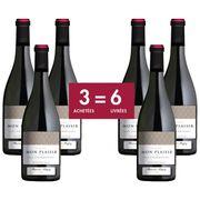 VIN ROUGE Mon Plaisir Minervois 2015 - Vin rouge x6