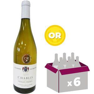 VIN BLANC Closerie des Alisiers Chablis Vieilles Vignes 2015