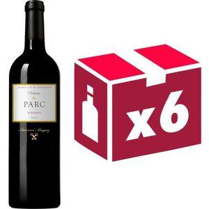 VIN ROUGE Château Du Parc Bordeaux 2015 - Vin rouge