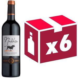 VIN ROUGE AOP Côtes du Marmandais Noblessa 2014 -  Vin rouge