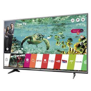 "Téléviseur LED LG TV LED 65UH615V - 4K UHD HDR - 164 cm (65"") - S"