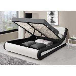 tete de lit avec rangement achat vente tete de lit avec rangement pas cher les soldes sur. Black Bedroom Furniture Sets. Home Design Ideas