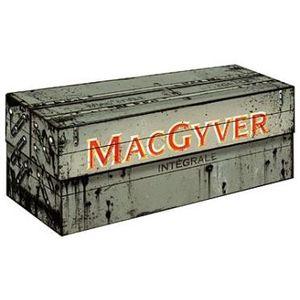 DVD SÉRIE DVD MacGyver - L'Intégrale