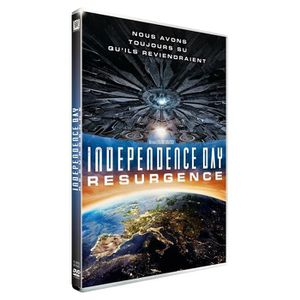 DVD FILM Blu-ray 3D Independence Day : Resurgence