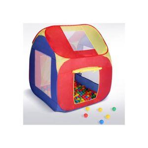 toile de tente enfant achat vente jeux et jouets pas chers. Black Bedroom Furniture Sets. Home Design Ideas