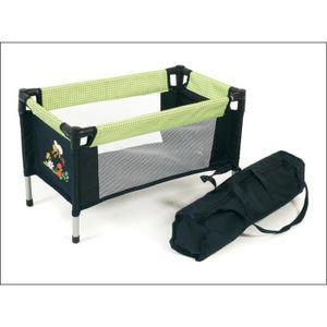 lit parapluie poupee achat vente jeux et jouets pas chers. Black Bedroom Furniture Sets. Home Design Ideas