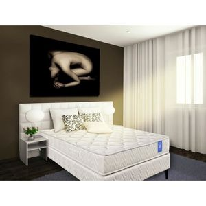 Sommier tapissier a ressorts 160x200 achat vente sommier tapissier a ress - Matelas 160x200 ressort ...