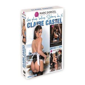 DVD X Coffret Claire Castel