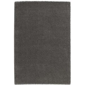 TAPIS TRENDY Tapis de salon Shaggy  gris foncé 120x160 c