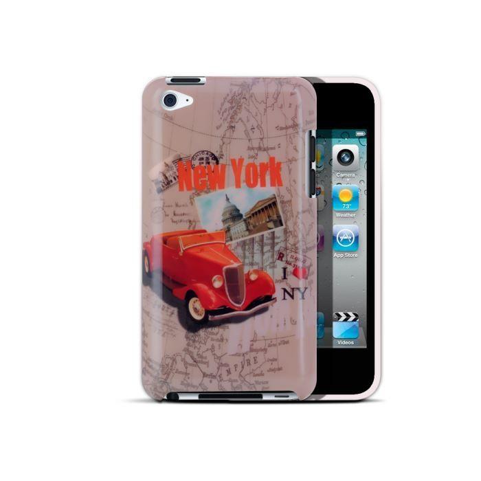 coque ipod touch 4 retro new york coque mp3 mp4 avis et prix pas cher cdiscount. Black Bedroom Furniture Sets. Home Design Ideas