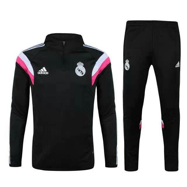 SURVETEMENT ENTRAINEMENT REAL MADRID ROSE ROSE - Achat ...