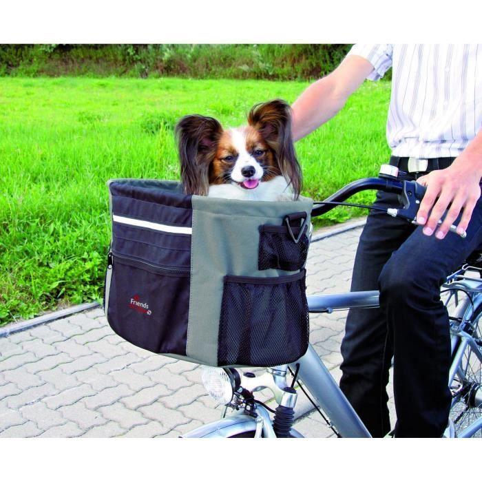 trixie biker box 38 27 28 cm pour chien achat vente panier de transport biker box. Black Bedroom Furniture Sets. Home Design Ideas