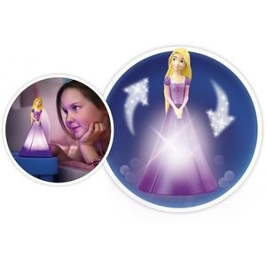 VEILLEUSE Disney Raiponce - Lampe veilleuse Bonne nuit