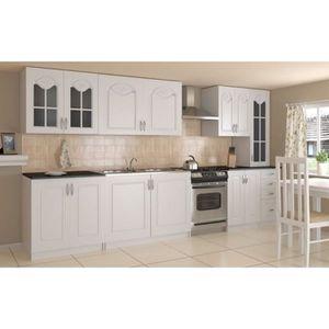 cuisine complete 3m achat vente cuisine complete 3m pas cher soldes cdiscount. Black Bedroom Furniture Sets. Home Design Ideas