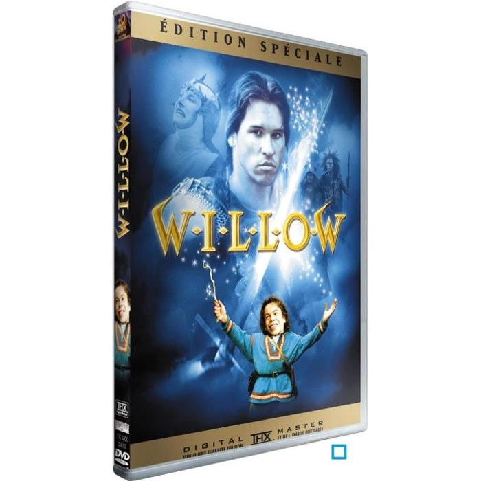 dvd action aventure guerre willow f