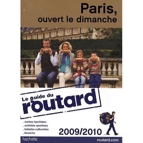 Paris ouvert le dimanche achat vente livre philippe gloaguen collectif h - Mercerie ouverte dimanche paris ...