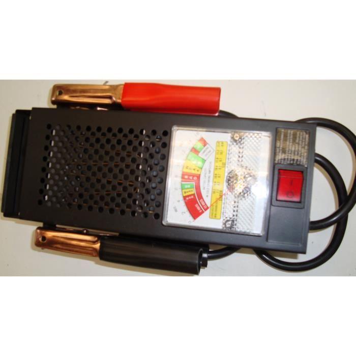 testeur de batterie eco 6 12v achat vente testeur de batterie cdiscount. Black Bedroom Furniture Sets. Home Design Ideas