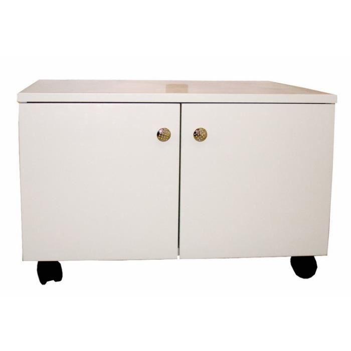 meuble caisson iris isis blanc 65 cm achat vente salle de bain complete meuble caisson iris. Black Bedroom Furniture Sets. Home Design Ideas