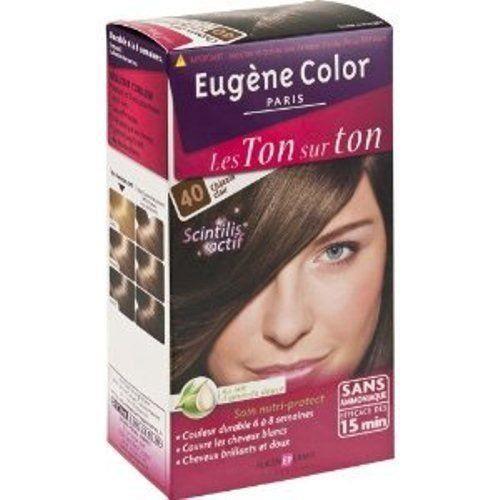 Eugène Color - Les Ton Sur Ton - N°40 Châtai…