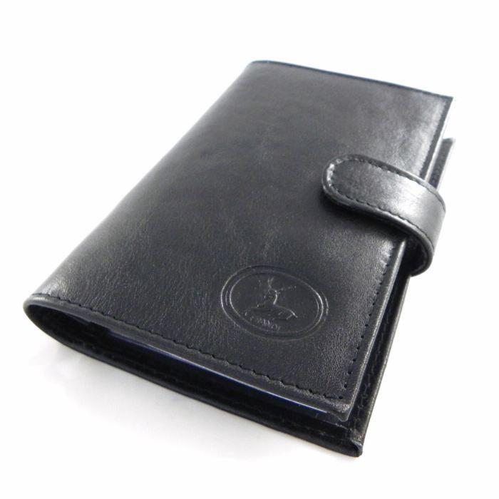 porte papiers de voiture cuir frandi noir dakota noir achat vente porte papiers. Black Bedroom Furniture Sets. Home Design Ideas